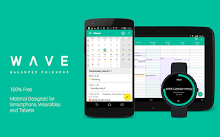 WAVE Personal Calendar | andromin