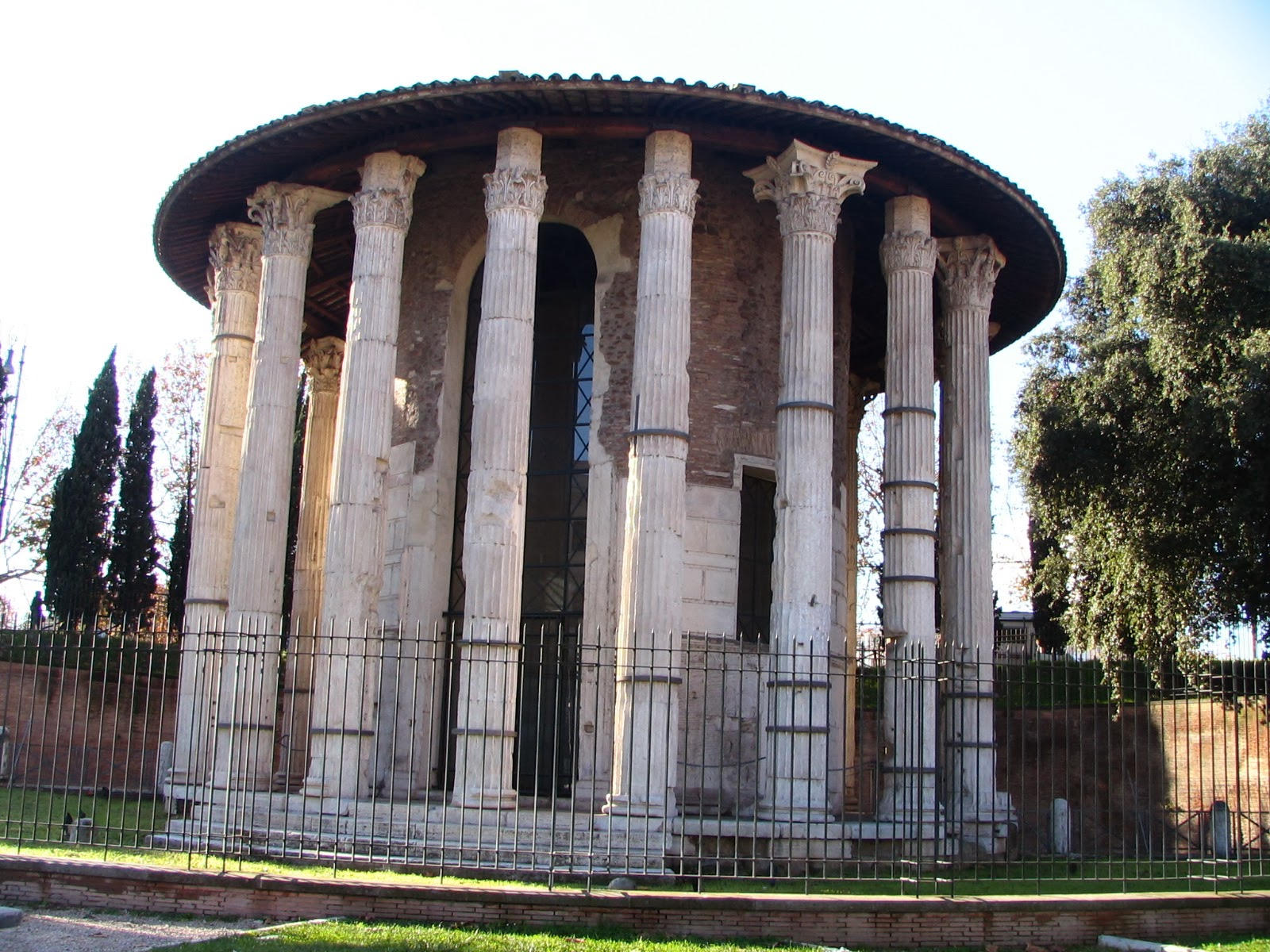 Italia - Roma - Templo de Hércules