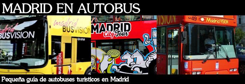 Madrid en Autobus
