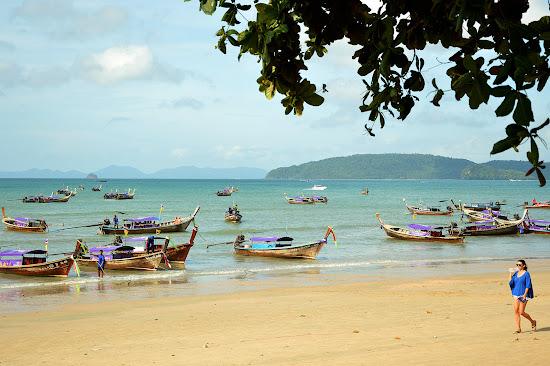 Таиланд, Краби, Ао Нанг