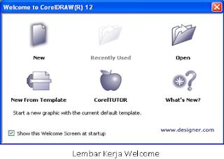 Belajar Menggunakan Coreldraw
