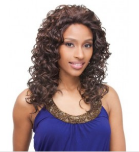 Janet Black Pearl Full Lace Wig Hush Wig