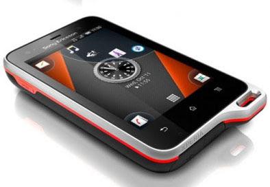 Sony Ericsson Xperia Active Specification