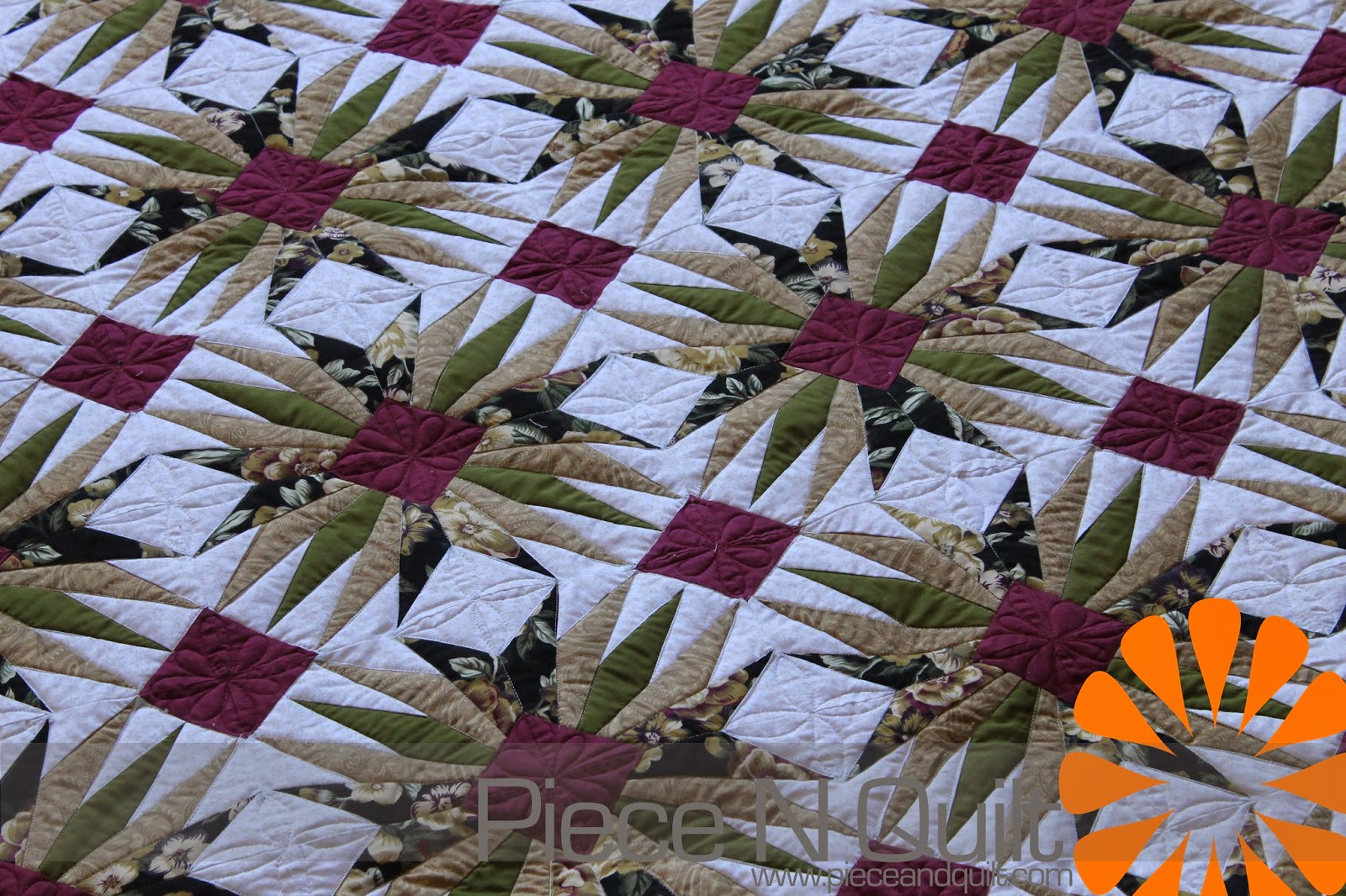 Piece N Quilt: Paper Pieced Quilt : paper pieced quilts - Adamdwight.com