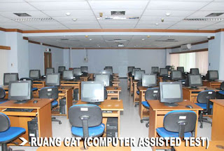 Sistem Computer Assisted Test (CAT)