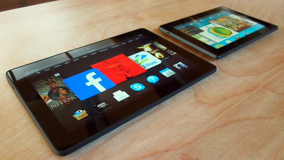 time amazon  updated    kindle fire hd       fire