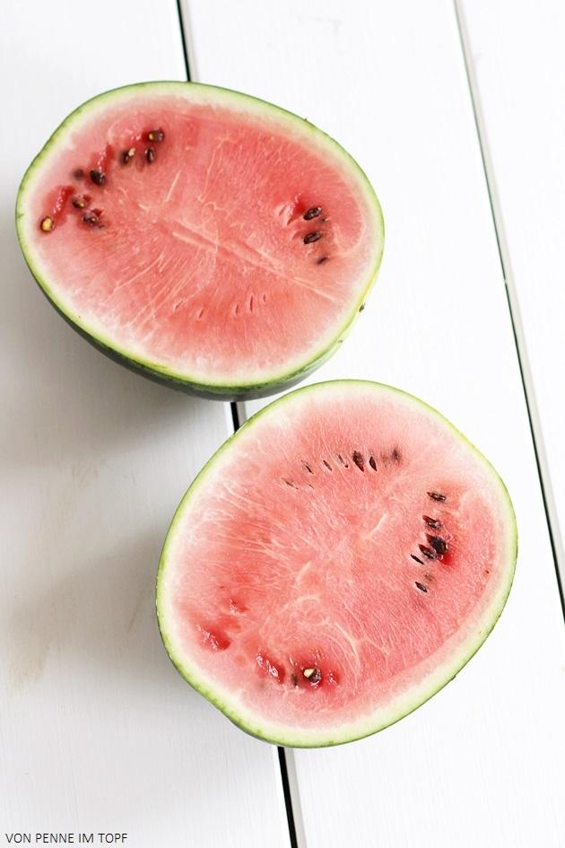 iced watermelon smoothie penne im topf bloglovin. Black Bedroom Furniture Sets. Home Design Ideas