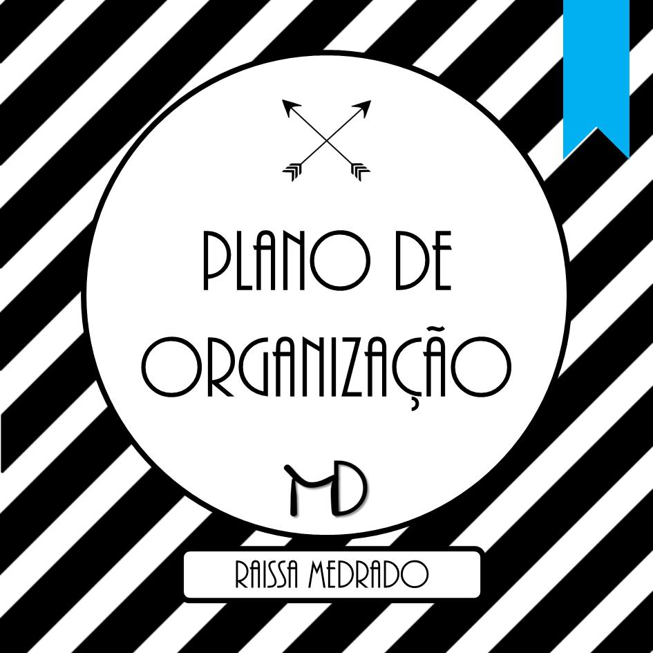 Plano de Organização Pessoal
