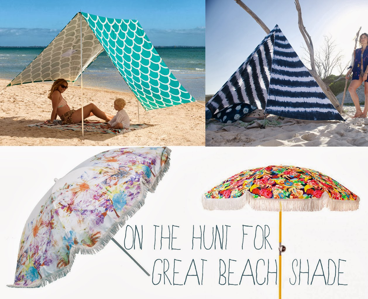 On The Hunt For Great Beach Shade  sc 1 st  Yellow Dandy & On The Hunt For Great Beach Shade | Yellow Dandy