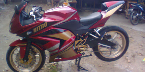 Byson Full Fairing Ninja 250