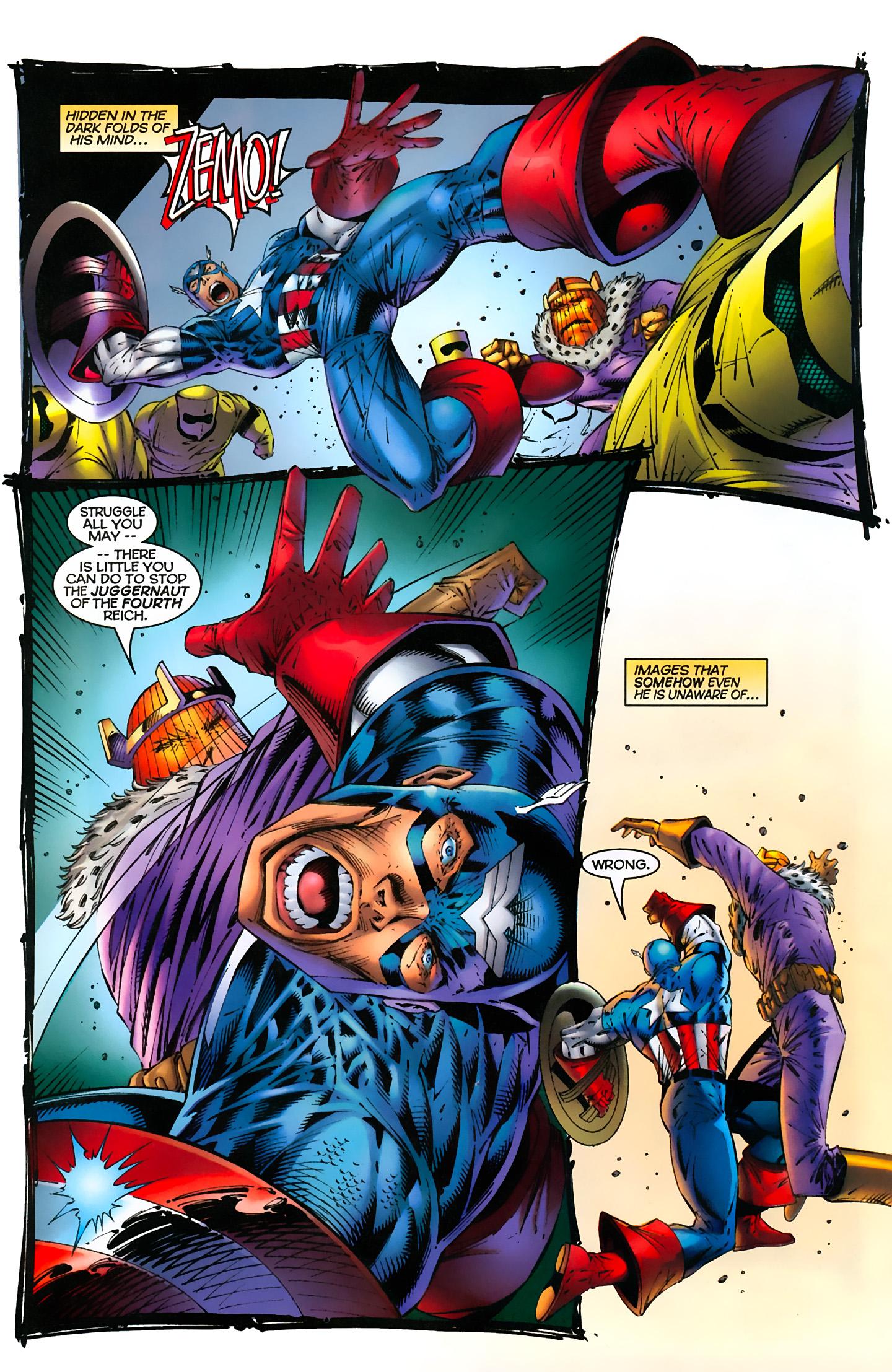 Captain America (1996) Issue #6 #6 - English 13