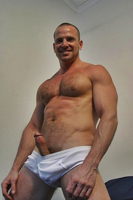 Naked Hairy Guys
