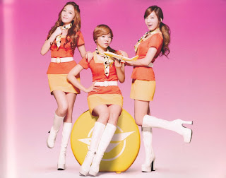 SNSD Girls Generation Jessica, Sunny, Taeyeon Girls & Peace Photos