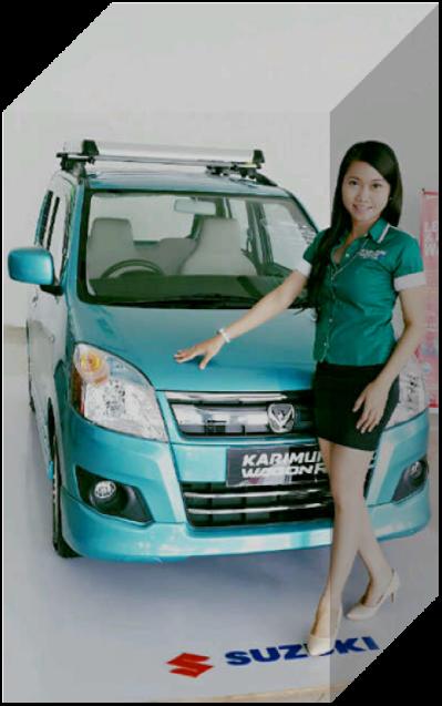 Suzuki Karimun Wagon R Ready Stock   2014
