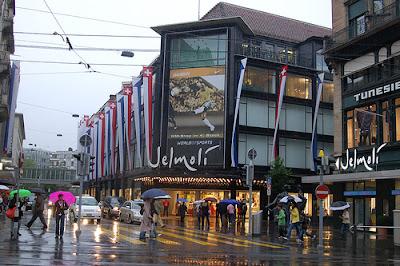 Zurich Switzerland 2012