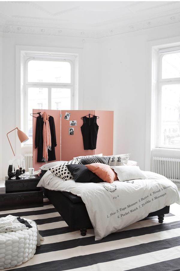1 chambre, 3 styles
