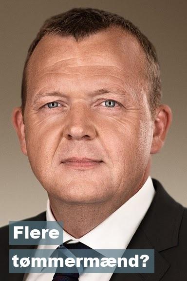 Lars Løkke: Flere tømmermænd?