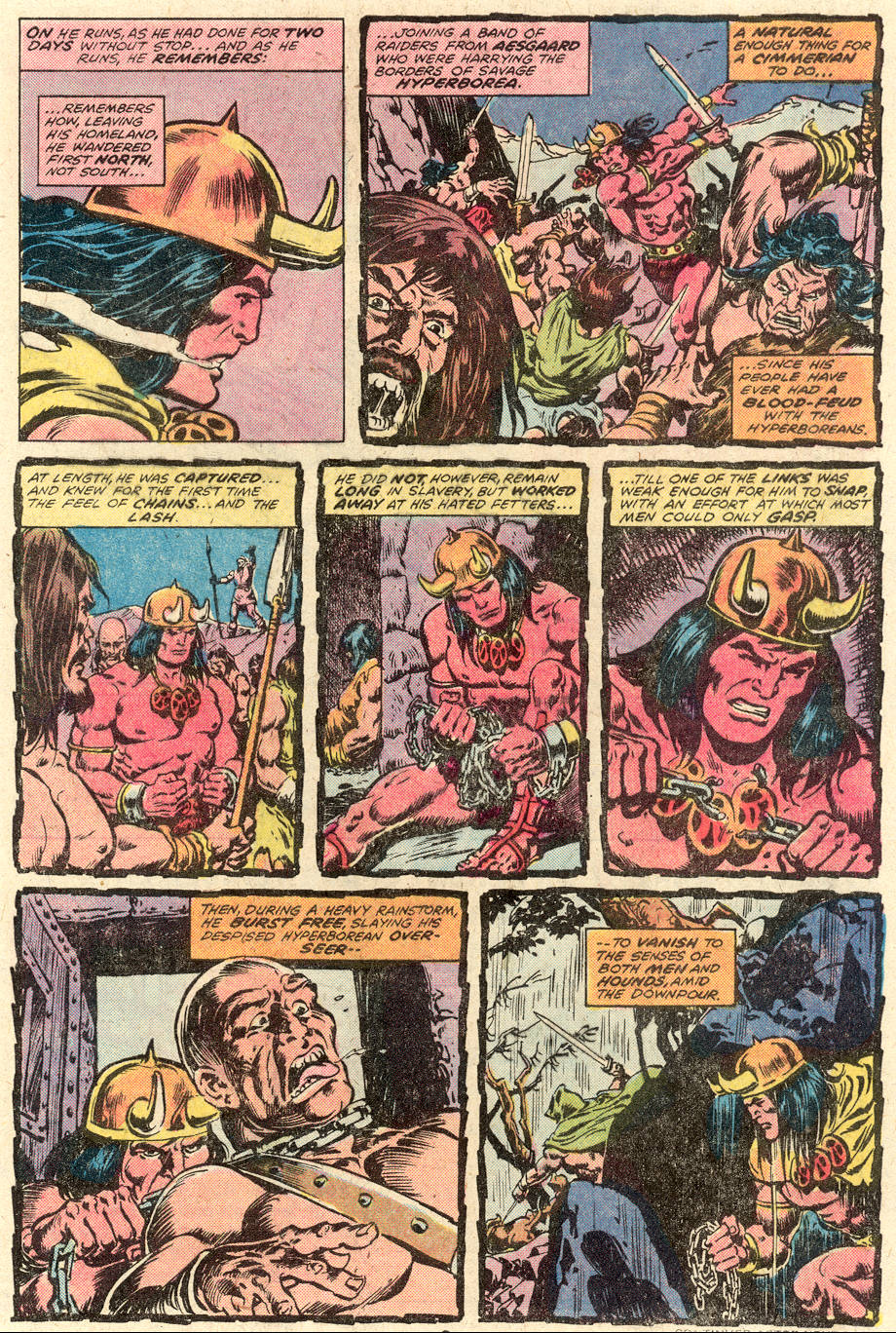 Conan the Barbarian (1970) Issue #92 #104 - English 4