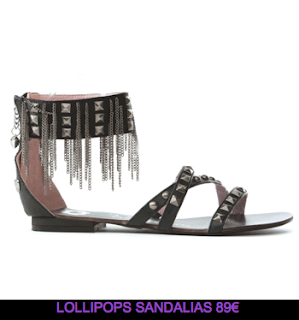 Sandalias Lollipops