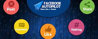 مميزات برامج النشر التلقائى على الفيس بوك كبرنامج الفيس بوك اوتو بايلوت