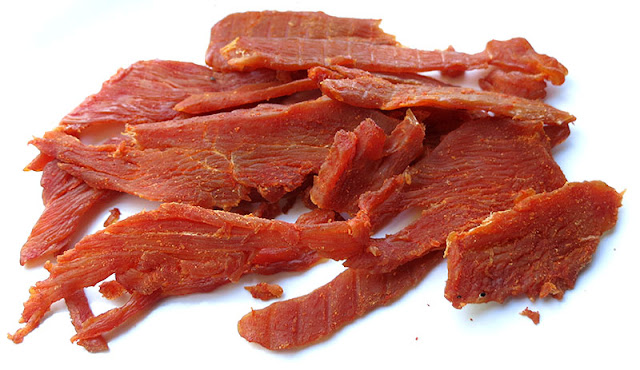 wild buffalo chicken jerky