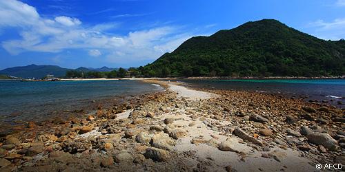 جزر هونج كونج