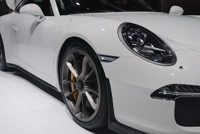 Salon de l'auto de Genève 2013: GT3 par Carrerament