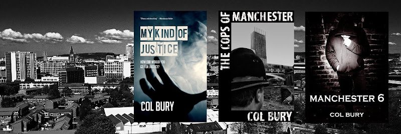 Col Bury's New Crime Fiction
