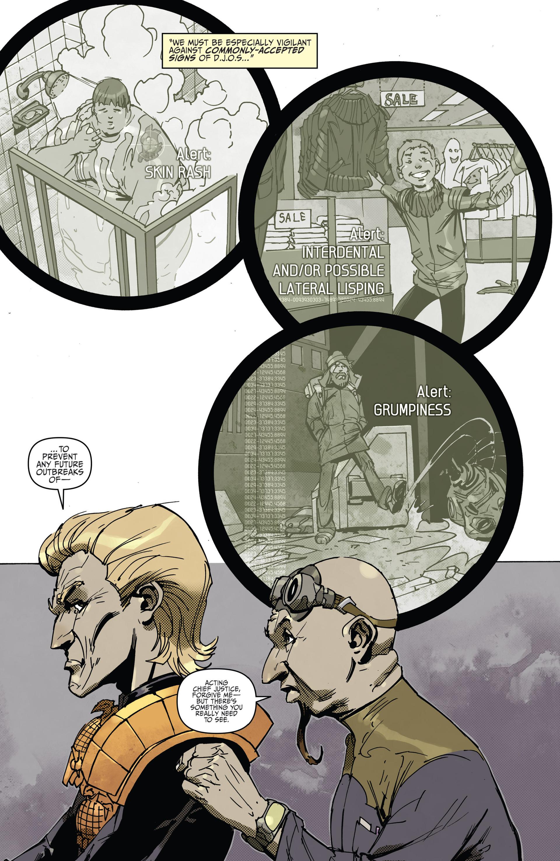 Read online Judge Dredd (2012) comic -  Issue #22 - 15