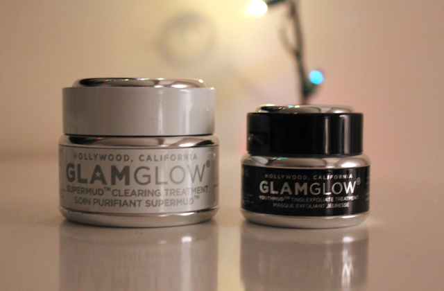 GlamGlow Supermud Clearing Treatment Youthmud Tinglexfoliate Treatment