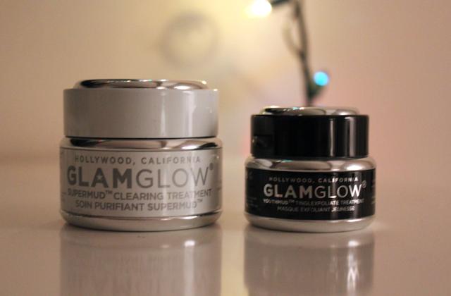 GlamGlow Supermud Clearing Treatment Youthmud Tinglexfoliate Treatment
