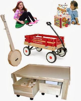 U.S.A. Made Toys