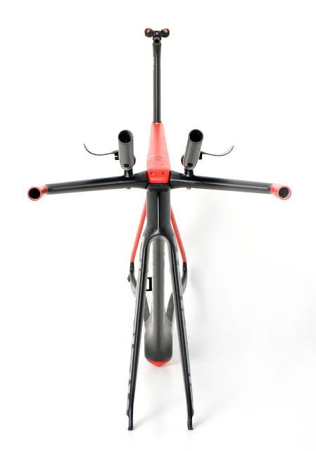 2014 Stradalli Phantom II Time Trial / Triathlon Bike