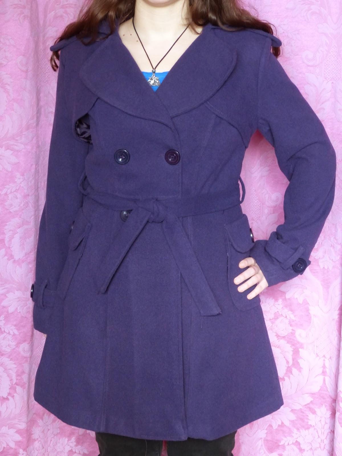 Exemple de manteau Caban