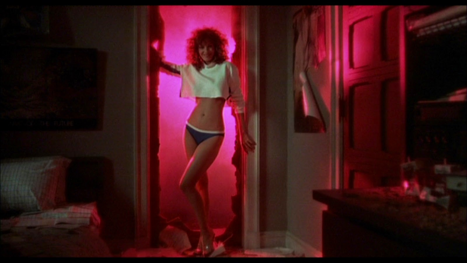 Weird science sexy, nude scenes from the original sin