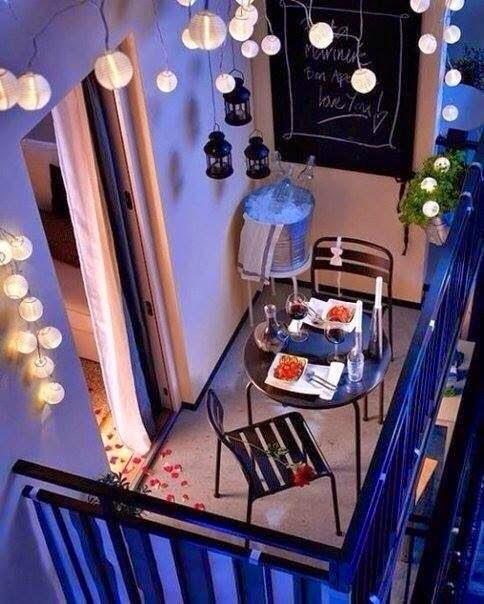 Terrace Decoration Ideas...