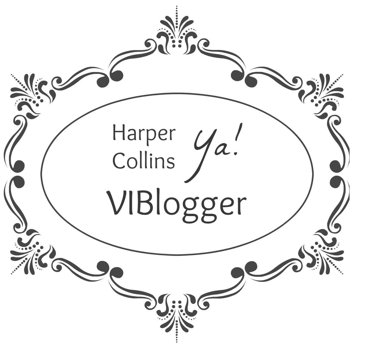 HarperCollins ya!  VIBlogger