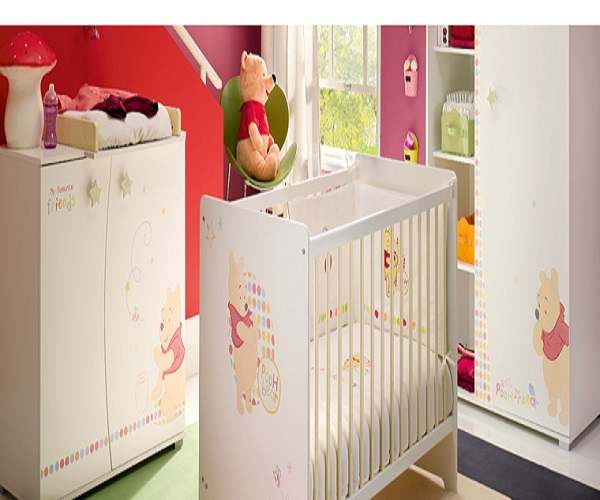 Deco chambre winnie l ourson bebe for Deco ourson chambre bebe