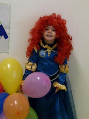PRINCESS MERIDA!