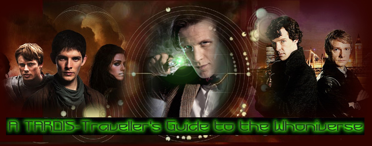 A TARDIS-Traveller's Guide to the Whoniverse