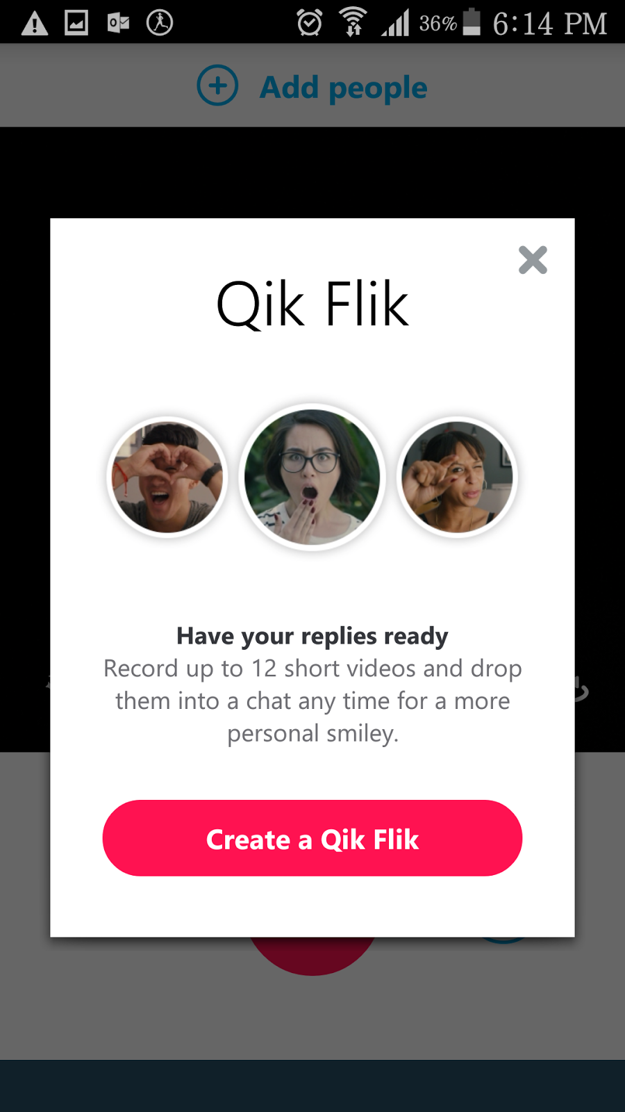Skype Qik Free To All Smart Subscribers