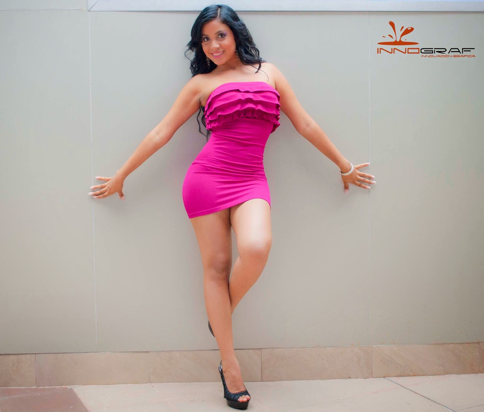 Monica macias triple a for Modelos guayaquil