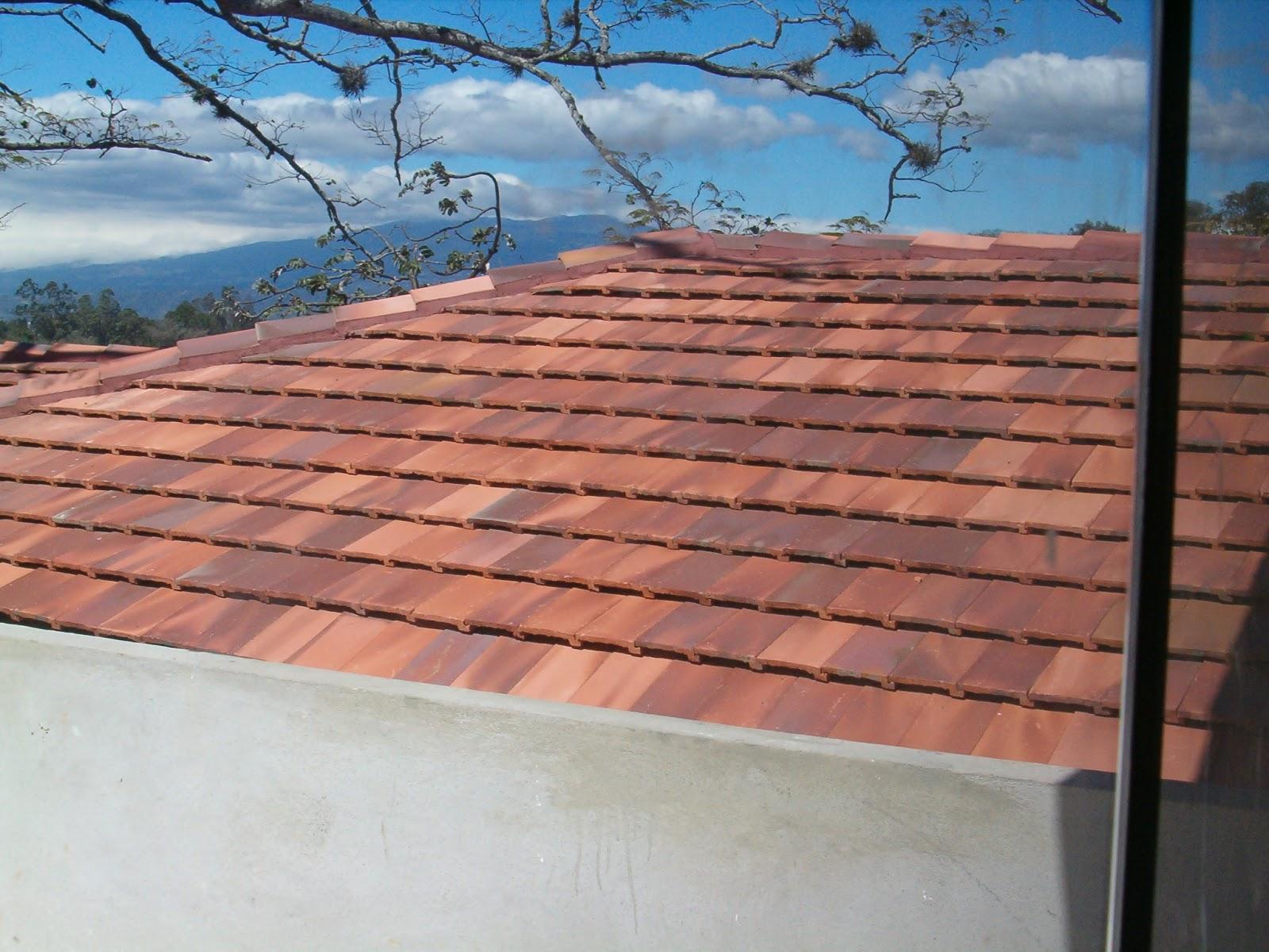 Construcci n civil tipos de tejas en la construcci n for Tipos de techos de tejas