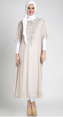 Model Busana Muslim Wanita Untuk Ibu Hamil Trend Terbaru 2015