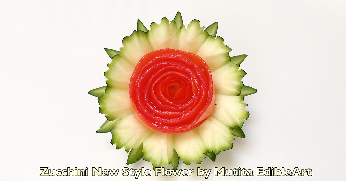 Quick Easy Simple Art In Fruit And Vegetable Carving Videos Lessons By ...