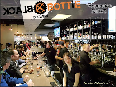 Black Bottler Brewery Expansion
