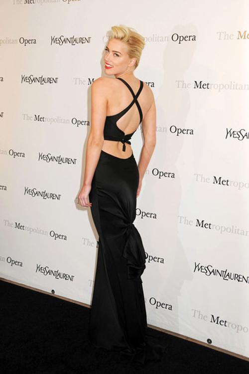 Amber Heard Fashion Style