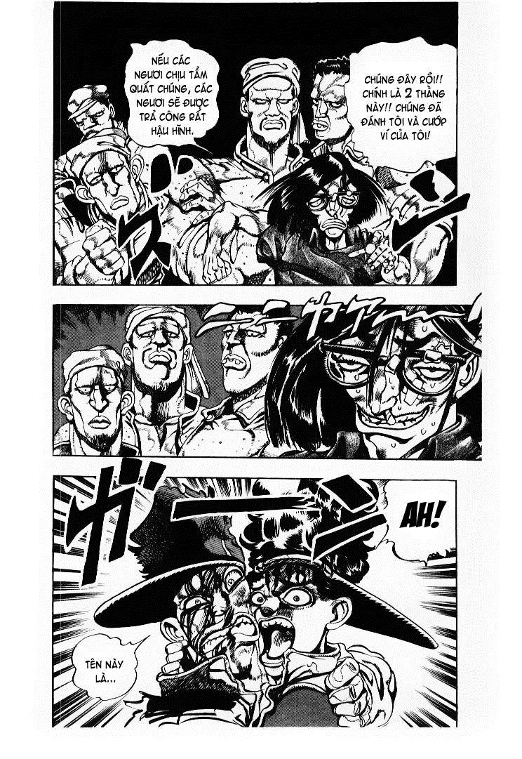 JoJo Bizarre Adventure trang 21
