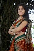 New actress Haritha glamorous stills-thumbnail-18