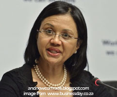 photo of Tina Joemat-Pettersson